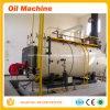 Matériel économiseur d'énergie de fraise d'installation de transformation d'huile de son de riz de grande capacité
