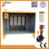 Governo del rivestimento della polvere dei quattro filtri/cabina di spruzzo