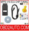 EDC15 EDC16 EDC17 Inkl Checksum Read와 Write Memory를 위한 Mpps V16 Mpps ECU Chip Tuning