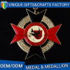 Medalha militar por atacado personalizada do metal do medalhão