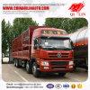 Emisión del euro 3 de Dayun 8X4 30 toneladas de la estaca de carro del rectángulo
