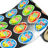 Printed and Laminated Lidding Films for Food Packaging