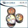 Медный проводник XLPE изолировал обшитый PVC силовой кабель медного провода