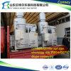 Inceneratore residuo del laboratorio