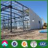 Edificio del acero estructural de la construcción usado como taller, almacén (XGZ-SSB009)