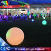 RGB Rechargeable Lighting Glowing Ball for Outdoor Events