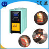 Tratamiento térmico de inducción para las piezas de metal de soldadura