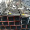 ASTM A500 Gr. B S235JR Negro Plaza tubería estructural con la superficie del aceite