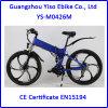 Faltende Gebirgskurbel/mittleres elektrisches Fahrrad des Laufwerk-E mit LCD-Bildschirmanzeige