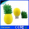 Movimentação deliciosa popular macia do flash do USB do abacaxi do PVC para a promoção