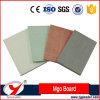 Tarjeta granulosa de madera decorativa del óxido de magnesio de la tarjeta del MGO