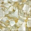 De lichte Volledige Opgepoetste Wasachtige Porselein Verglaasde Marmeren Tegel van de Kleur