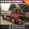 Foton Auman 15m3 16m3の給油のトラックの石油タンカーのトラック