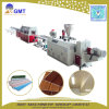 Профиля доски панели потолка PVC пластмассы машина декоративного прессуя