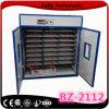 2112 Küken Automatc Ei-Inkubator in UAE und in Indien ausbrüten populär