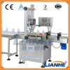 Semi-automático del jabón líquido de champú de la máquina de llenado y la botella Máquina que capsula