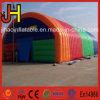 고품질 야영을%s 거대한 팽창식 다채로운 돔 천막