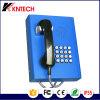 Telefone antigo público do banco de Koontech Knzd-27 do telefone com altofalante alto
