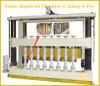 Mikrocomputer-Steindrehbank-Maschinen-Ausschnitt-Balustrade/Handlauf mit 4 Köpfen