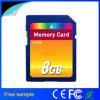 Cartão de memória do fabricante 8GB Class6 SD do OEM