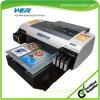 Impressora A2 Flatbed UV para o cristal, plástico com cor desobstruída