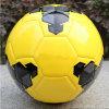 スポーツのためのPUのサッカーボールを縫う5#によってカスタマイズされるロゴ機械