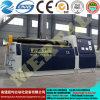 Venda quente! Máquina de rolamento hidráulica da placa do CNC Mclw12CNC-8X2000