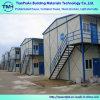 Telhado pré-fabricado móvel da inclinação da casa do baixo custo