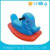 低価格の子供のおもちゃが付いている商業LLDPEの揺り木馬のおもちゃ