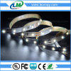 Tira No-Impermeable/impermeable del blanco LED de SMD 3014 con RoHS