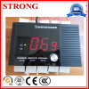 Système d'appel avec le bouton/étalage utilisés dans le chantier de construction/élévateur