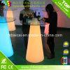 Éclairage LED vers le haut des meubles de jardin du Tableau de cocktail de barre/DEL