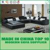 Sofà di lusso della Cina Ecksofas Leder per il salone