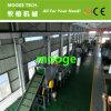 Película plástica do LDPE do PE dos PP do HDPE que recicl o equipamento/máquina/linha
