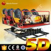 인도에 있는 Iaapa Show Cinema Chairs 4D 5D Cinema 6D Theater Hot Sale에 있는 최신 Sale Products. Sale 5D 7D 9d 12D Cinema Dynamic Simulator를 위한 5D Cinema