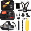 10 in 1 Value Pack Accessories Kit per Gopro HD Camera