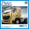 알제리아에 있는 Sino Truck Mini 4X2 Tractor Truck Hot Sale