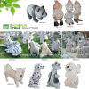 Stone naturale Granite Animal Sculpture da vendere
