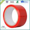 Rote Farben-Band der Qualitäts-BOPP bevorzugen anhaftendes