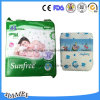 China-Produkt Sunfree Baby-Windel für Nigeria Pakistan