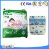 De Luier van de Baby van Sunfree van het Product van China voor Nigeria Pakistan