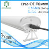 LED Tri-Proof Light Tube Replace Fixture Luminária de grade de teto