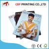 Impresión barata brillante a todo color del compartimiento del bajo costo