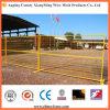 Pcv распыляя загородку конструкции сваренной сетки портативную