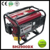 マレーシアのためのElemax Design 240V 50Hz Electric Gasoline Generators