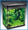De gebogen Tank hl-Atd85 van de Vissen van Aquariums Mini