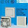 China High Protection Class IP54 HEPA Filtro AC DC Ventilador axial (FK7721)