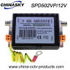 Protetor de impulso dos dispositivos de proteção do relâmpago da fonte de alimentação de Video+12V (SPD502VP/12V)