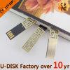 mini movimentação do flash do USB do metal do endereço da Internet 8GB (YT-3294L1)