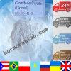 Material sin procesar de Clomid del polvo del citrato de Clomiphene 50mg Antiestrogen